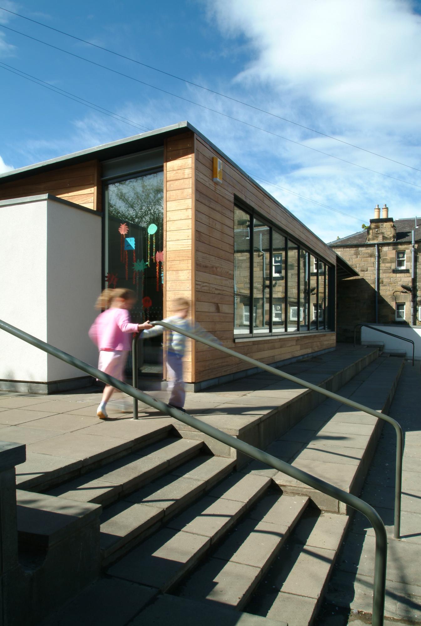 St Serfs School Edinburgh