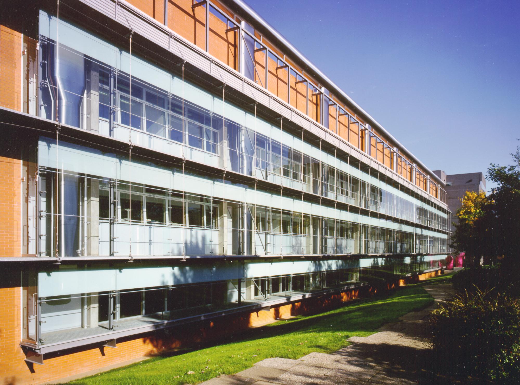John Arbuthnott Building Glasgow