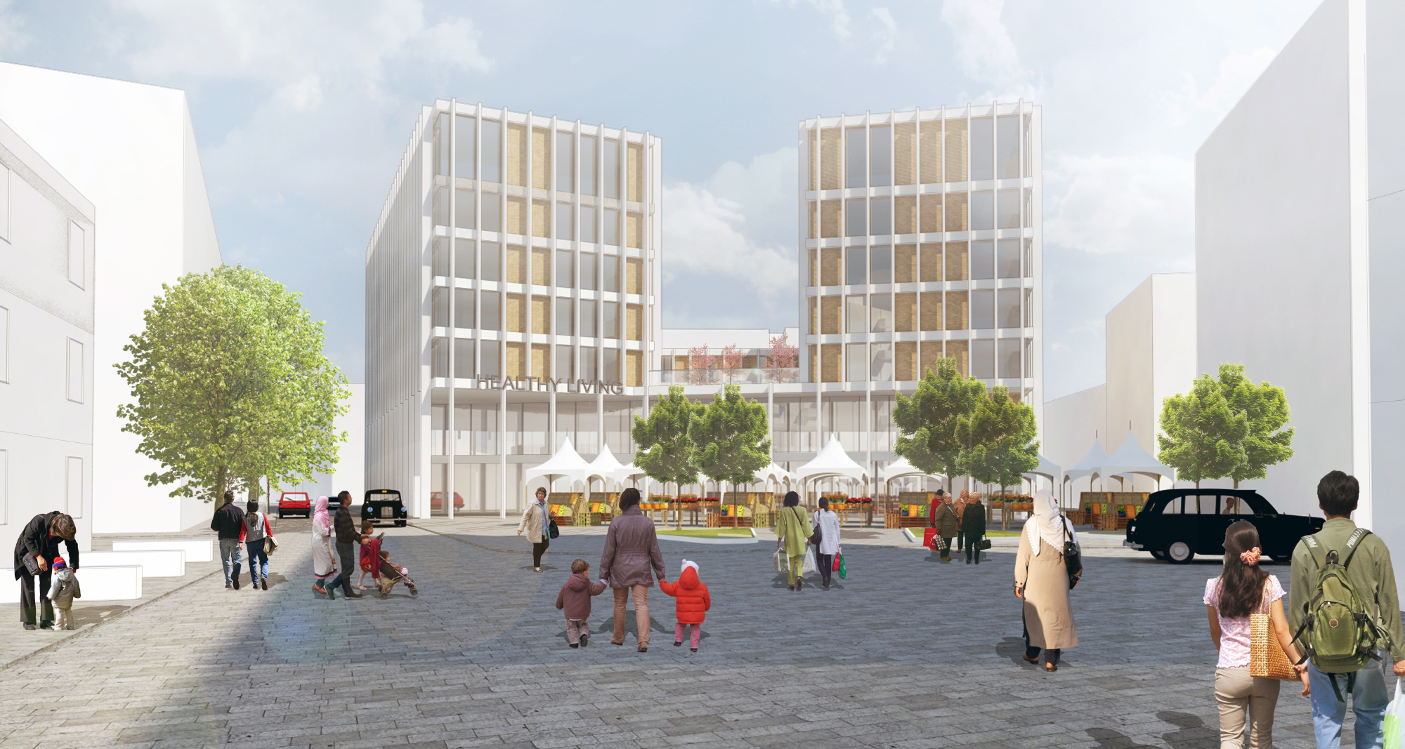 South Kilburn Regeneration London