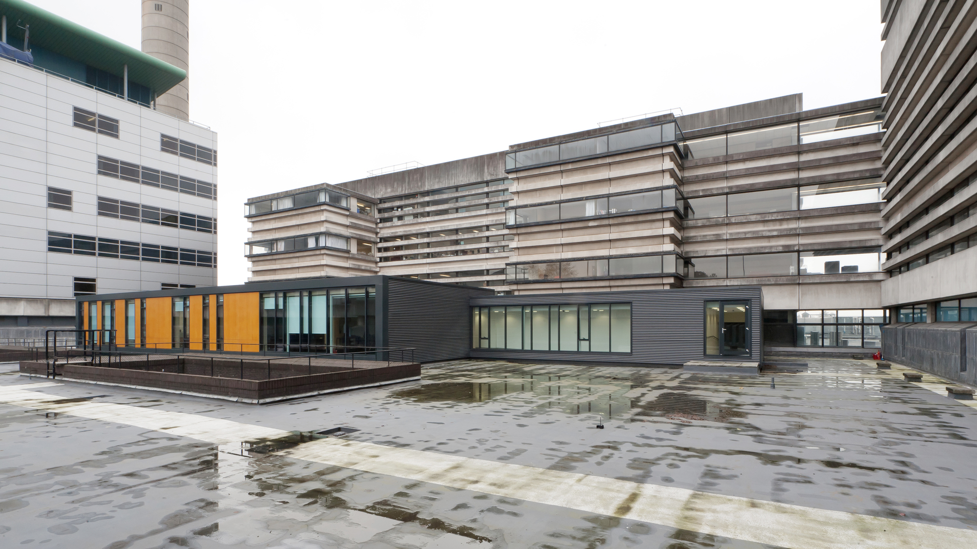 Glasgow Royal Infirmary Intensive Care Unit Phase 2 Glasgow