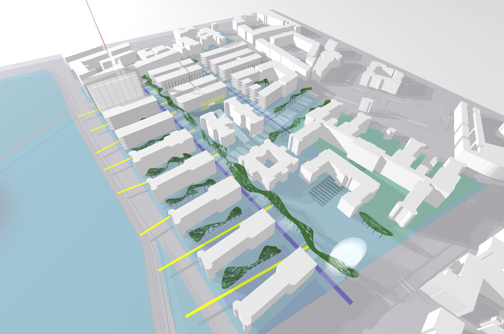 Royal Infirmary Masterplan Edinburgh