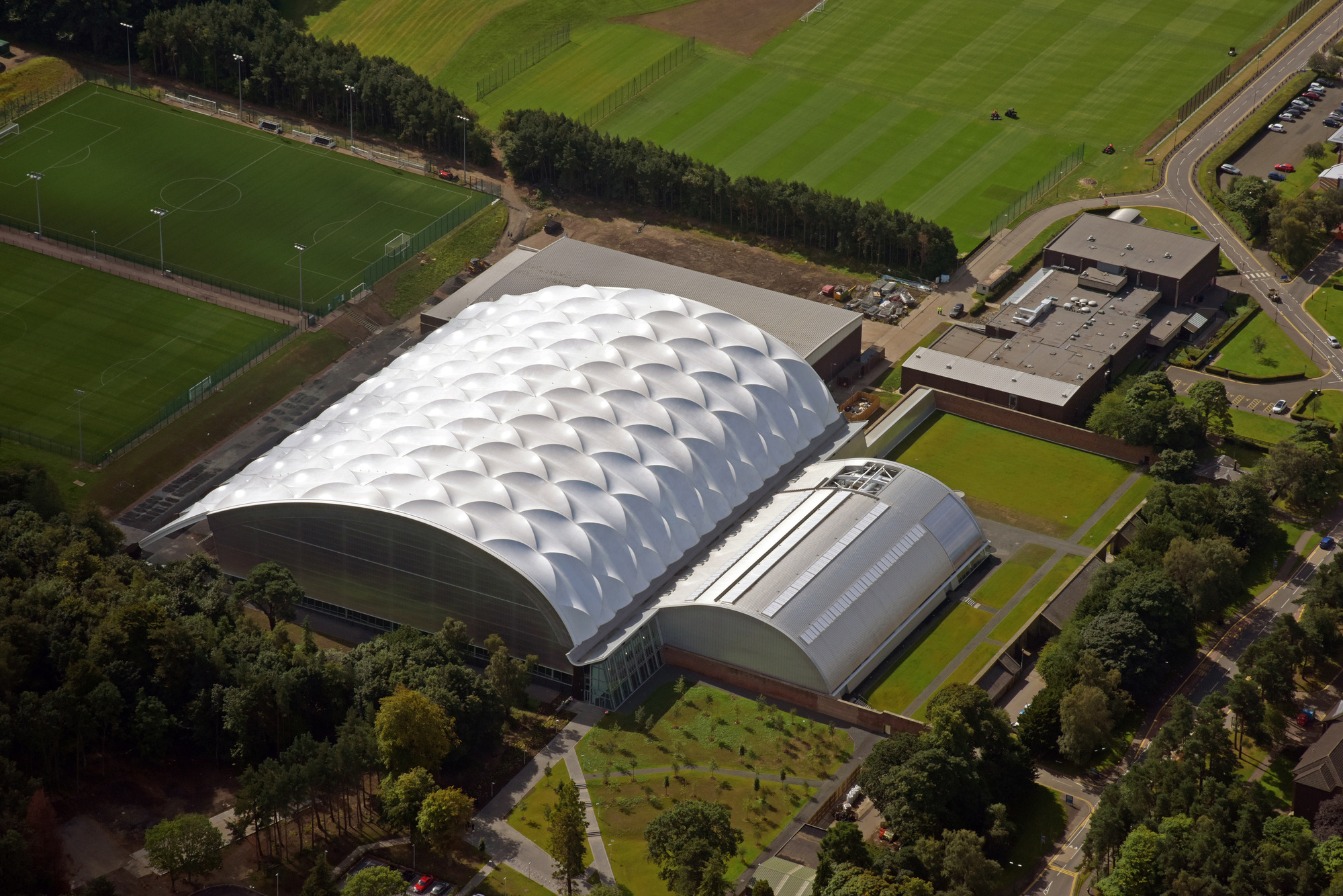 Oriam: Scotland's Sport Performance Centre Edinburgh