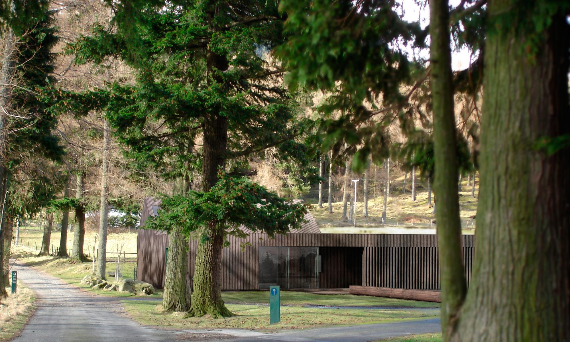 Angus Glens Ranger Centre Glen Doll