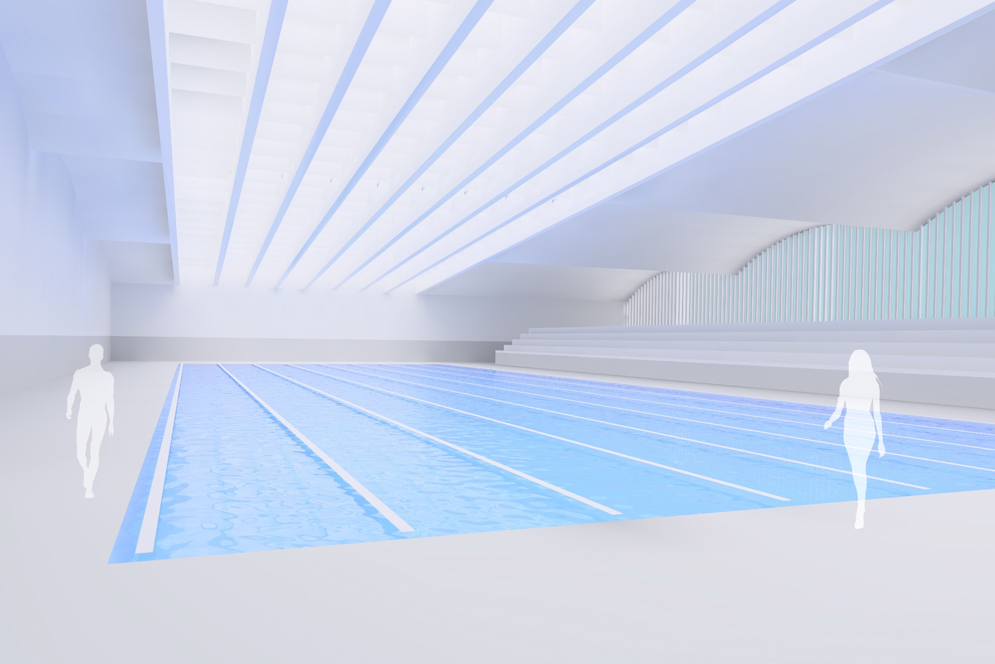 50m Swimming Pool