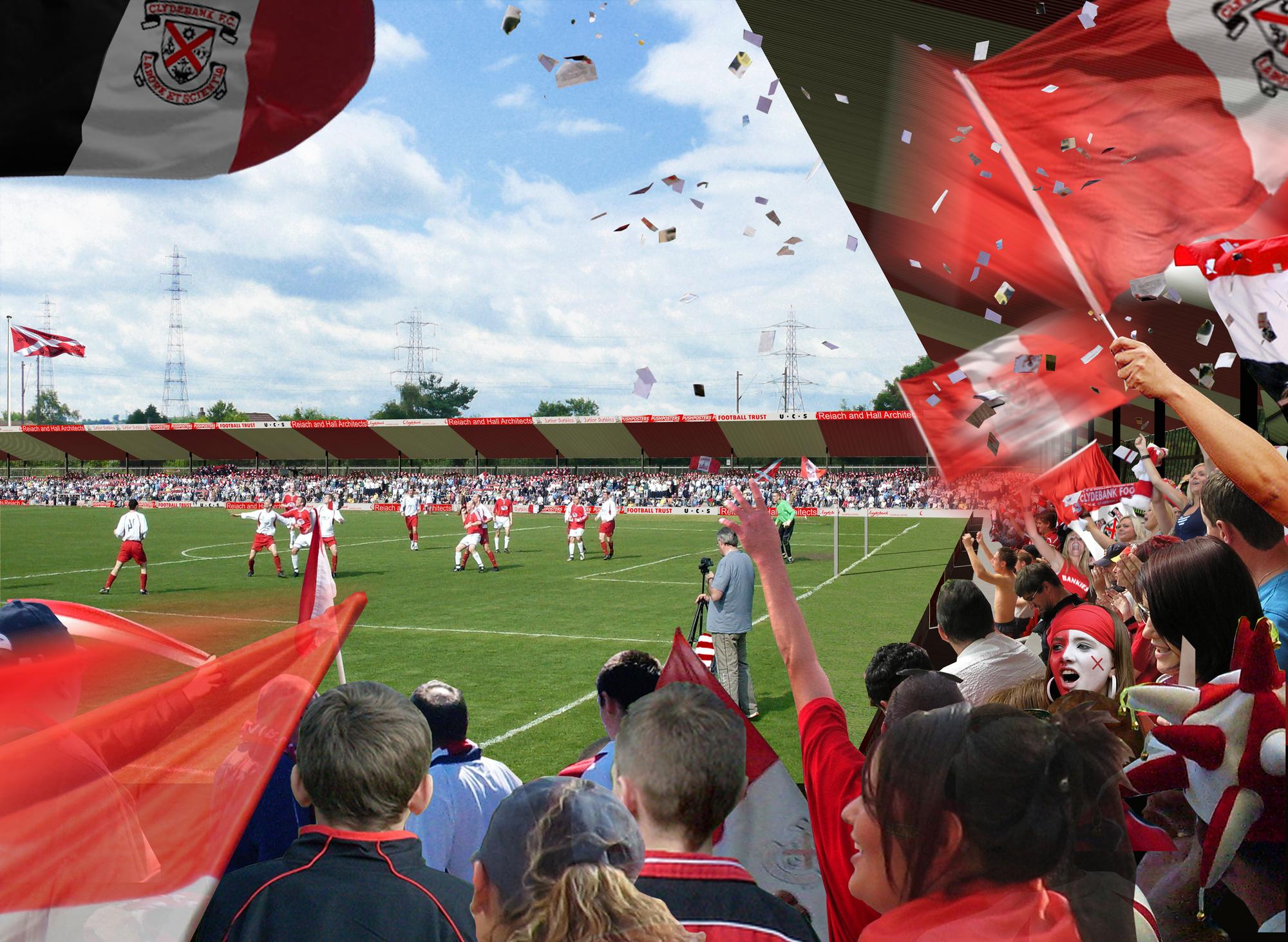 Community Sports Stadium Clydebank
