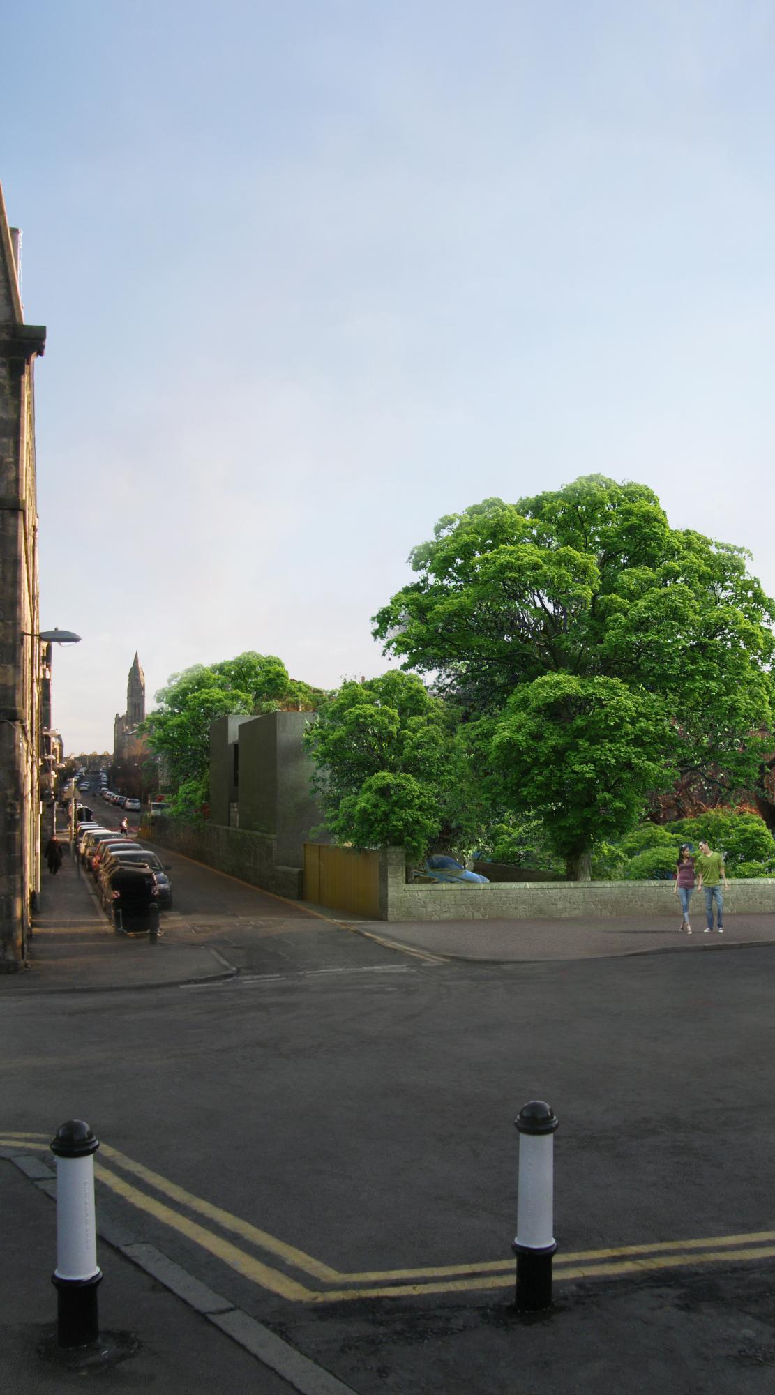 Private Residence Edinburgh