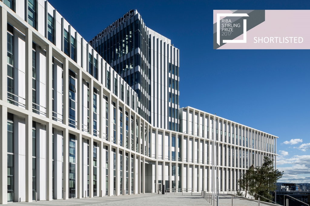 Reiach and Hall on RIBA Stirling Shortlist 2017