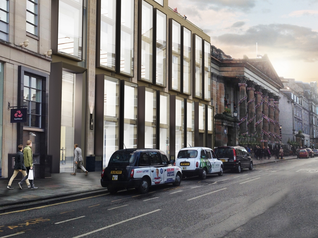 Planning for 10 George Street