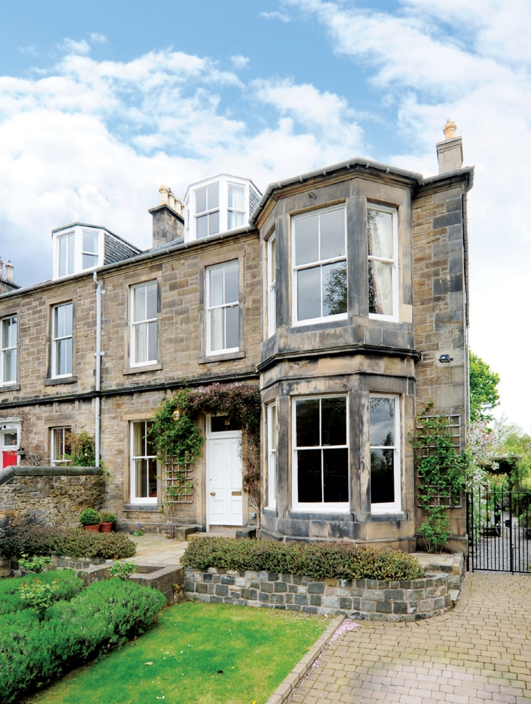 Private Residence Edinburgh
