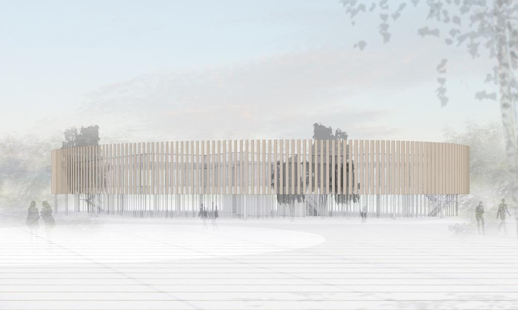 New Headquarters Building Balloch