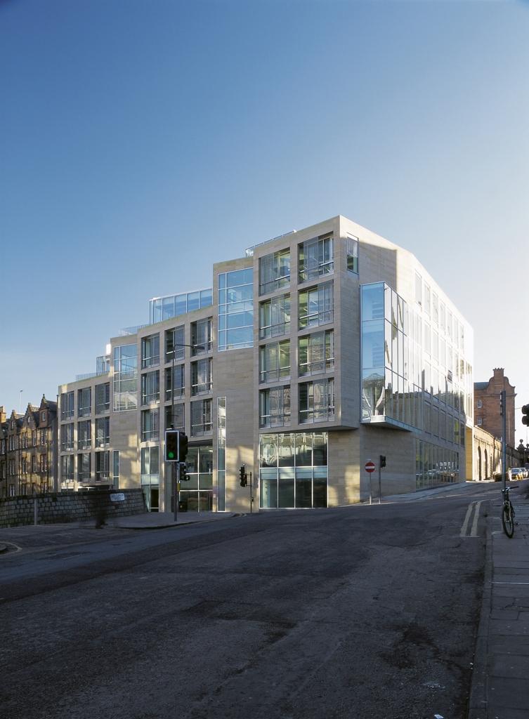 Office Building Westport Edinburgh