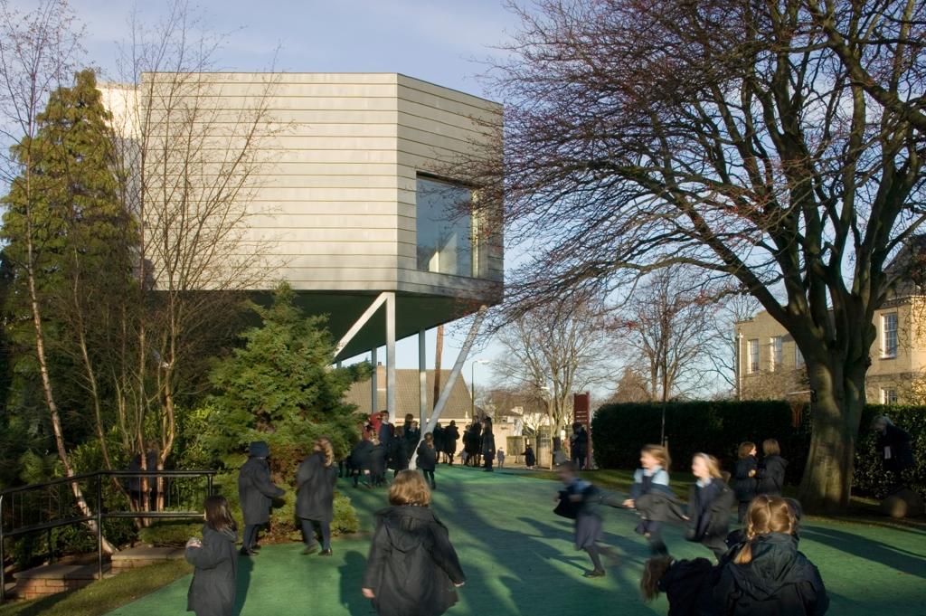 St George's Junior School Extension Edinburgh