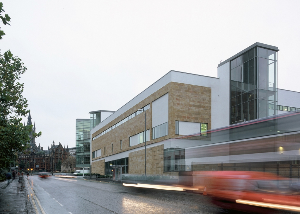 Wolfson Medical School Glasgow