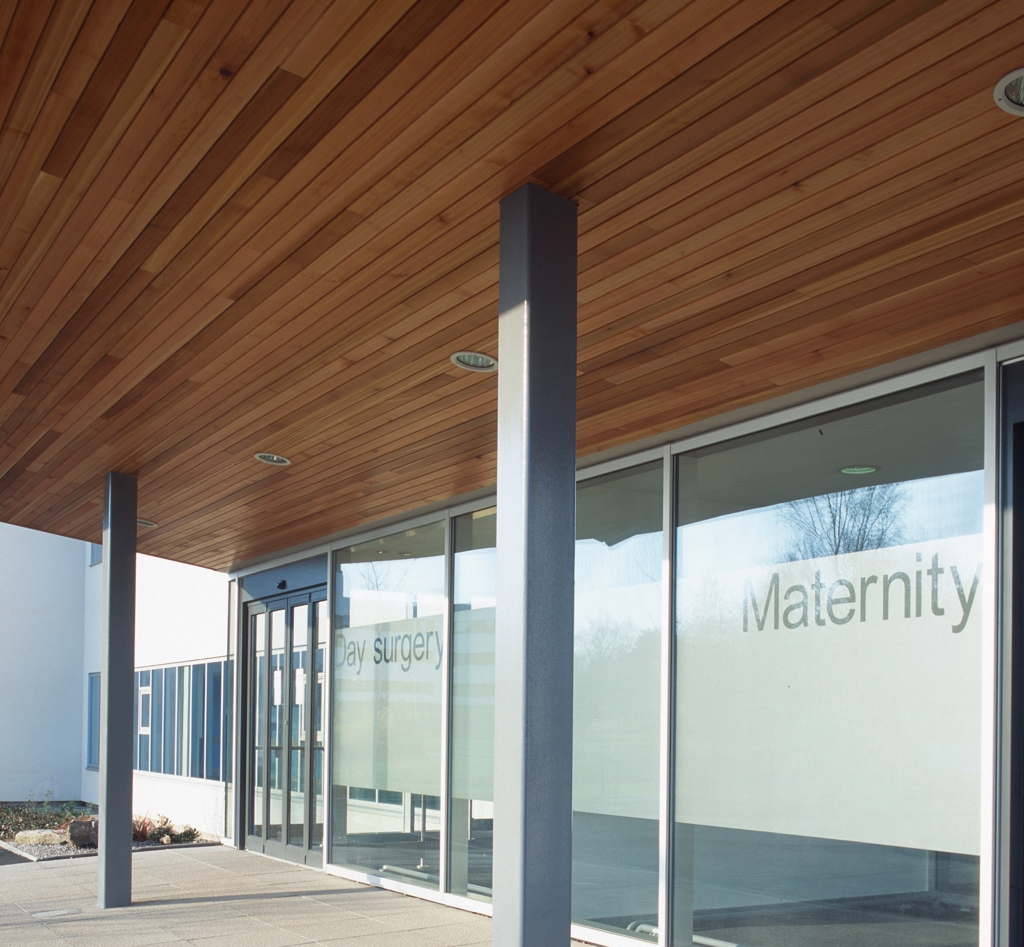 Dumfries and Galloway Royal Infirmary Day Surgery and Maternity Unit