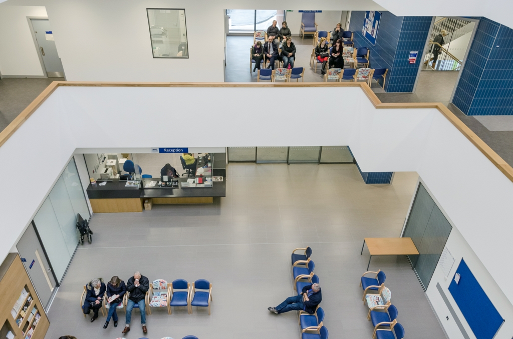 New Community Health Centre East Kilbride Type image caption here (optional)
