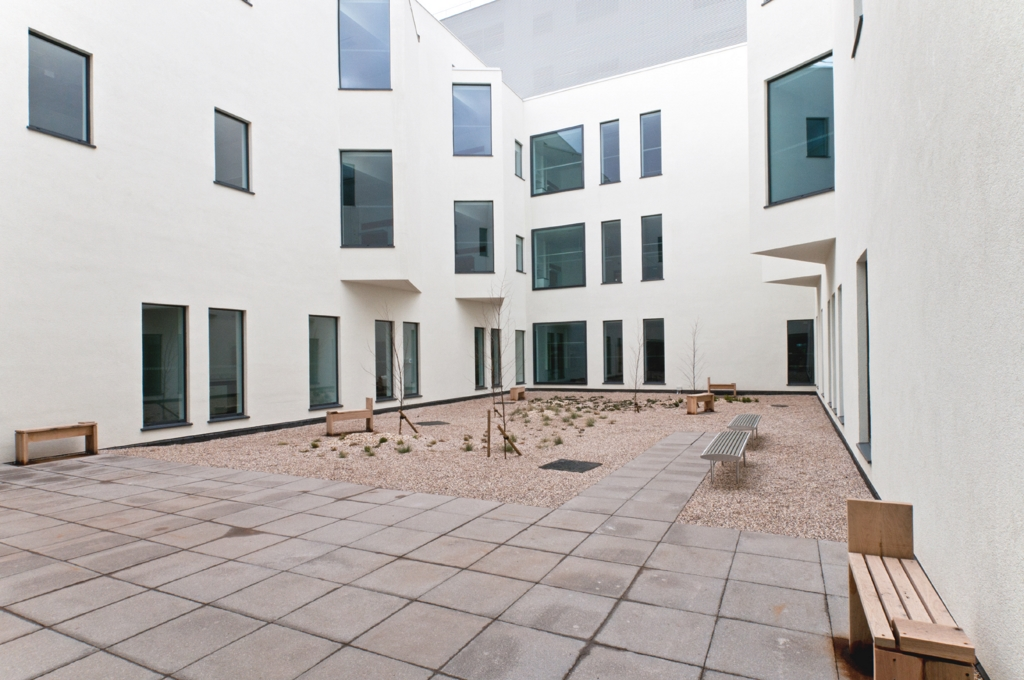 New Stobhill Hospital Ward Extension Glasgow
