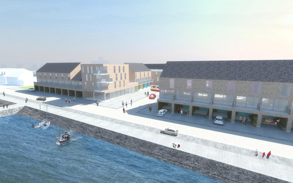 Irvine Harbour Irvine