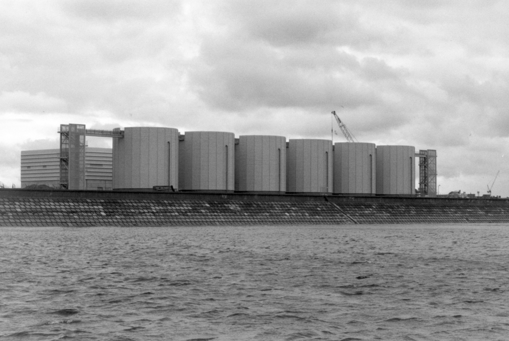 Seafield Waste Water Treatment Works Edinburgh