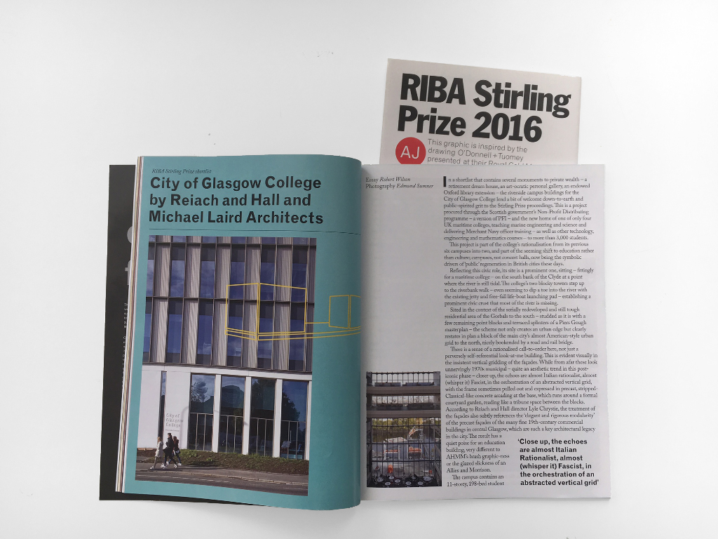Special Stirling Prize Issue