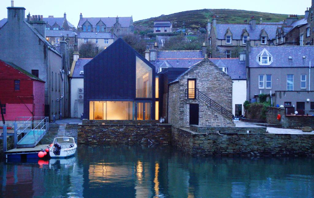 Scotland's Top Ten Buildings Revealed