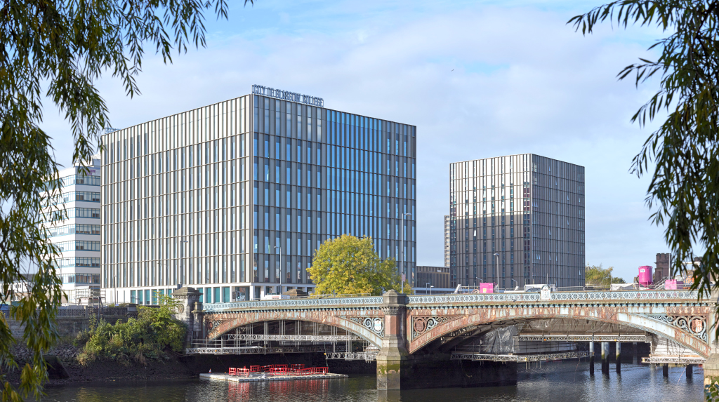 RIBA Stirling Prize Nomination for City of Glasgow College Riverside