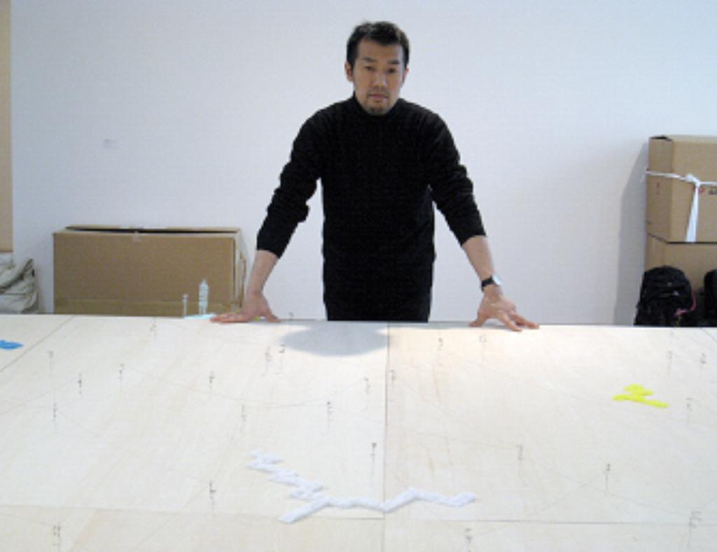 Takahiro Selected to Represent Japan