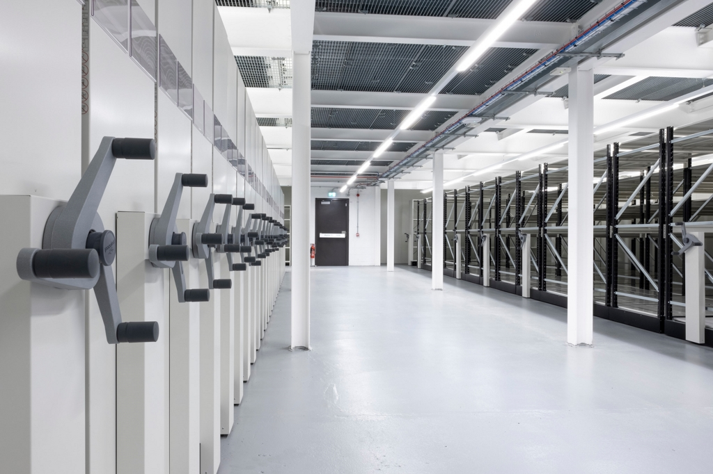 Library Collections Facility