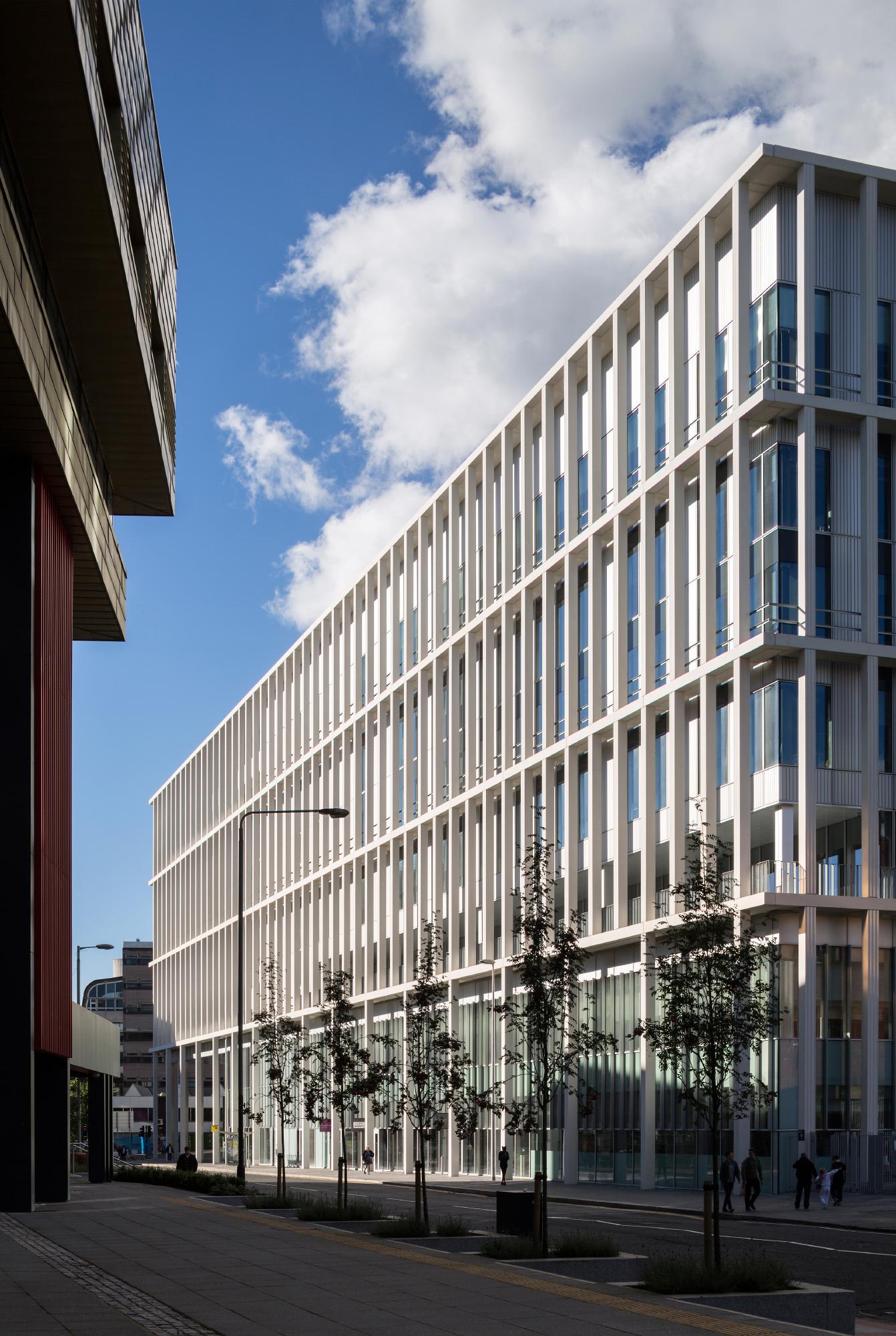 City of Glasgow College City Campus Glasgow