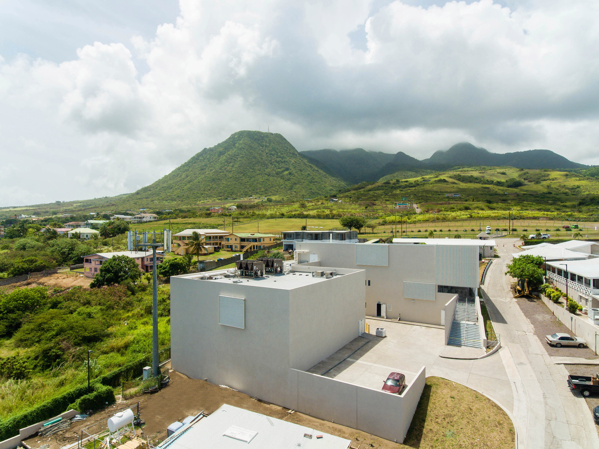 Research Building St Kitts