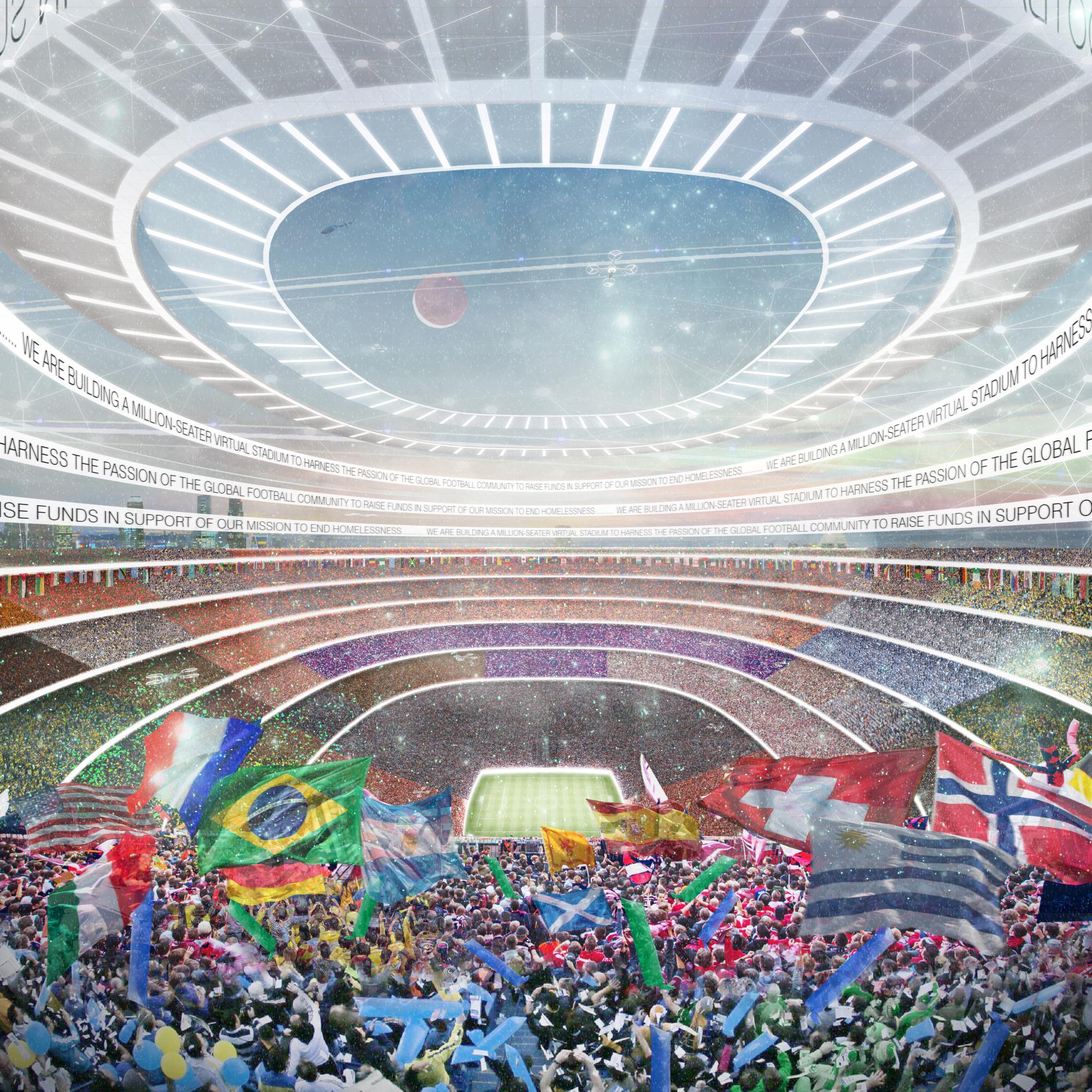 Million Seater Stadium