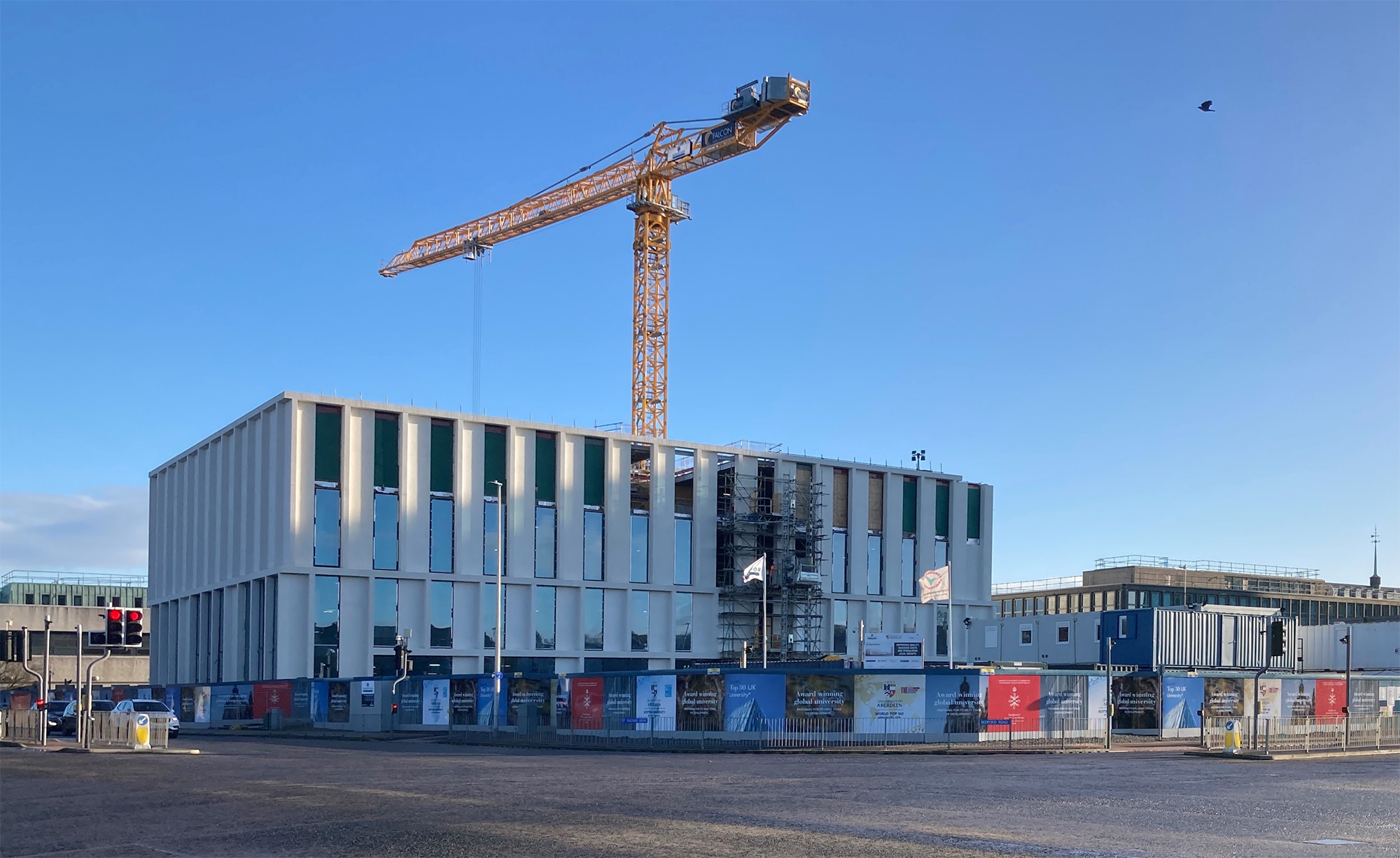 Science Teaching Hub Aberdeen