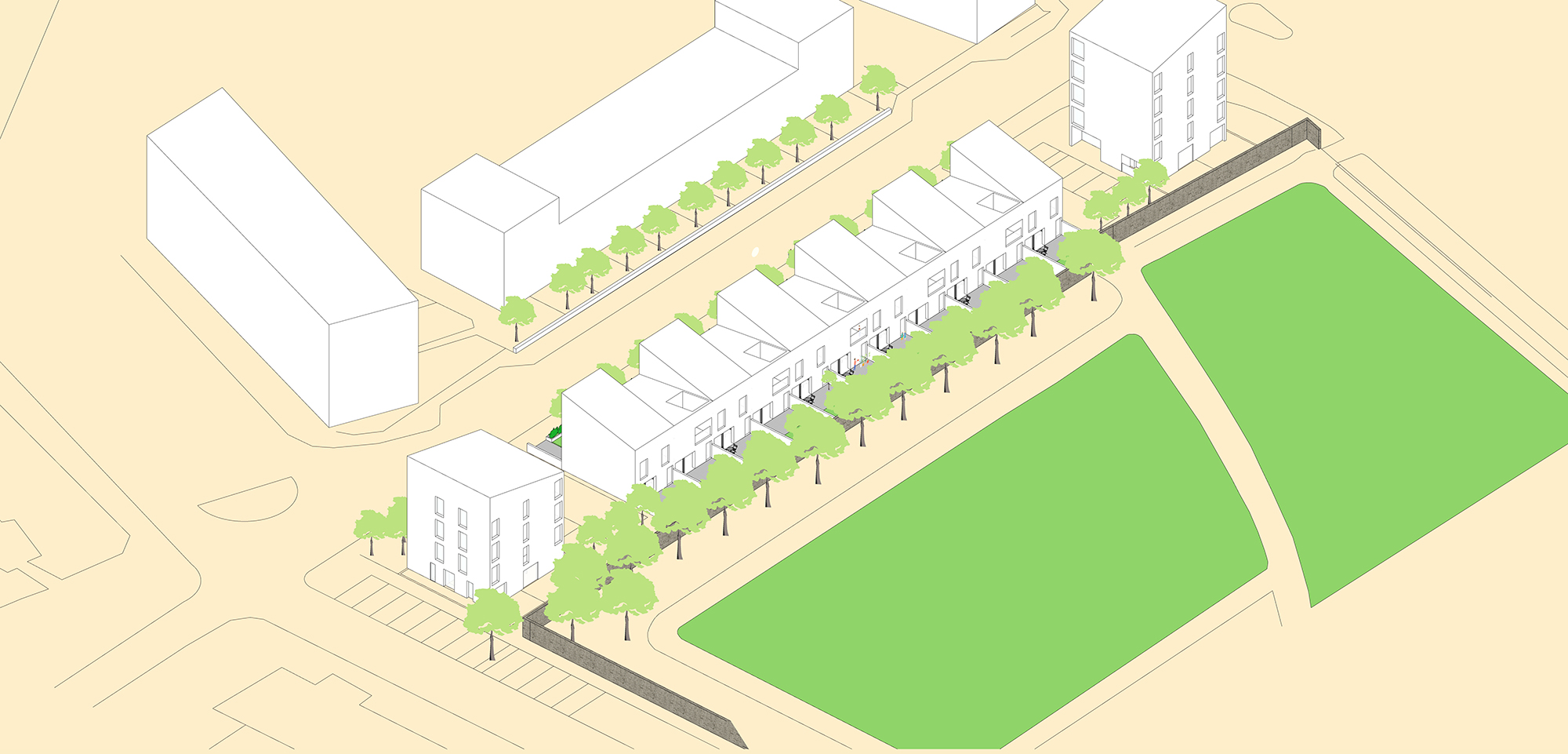 New Gorbals Housing Association's Framework Glasgow