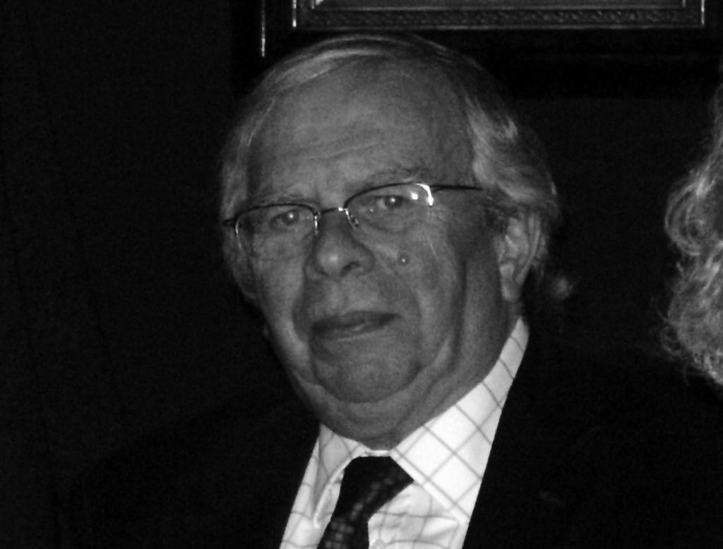 Alistair Miller [1931-2021]