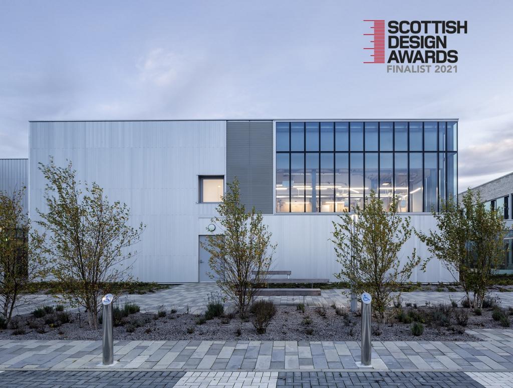 Scottish Design Award Finalist – Falkirk Campus