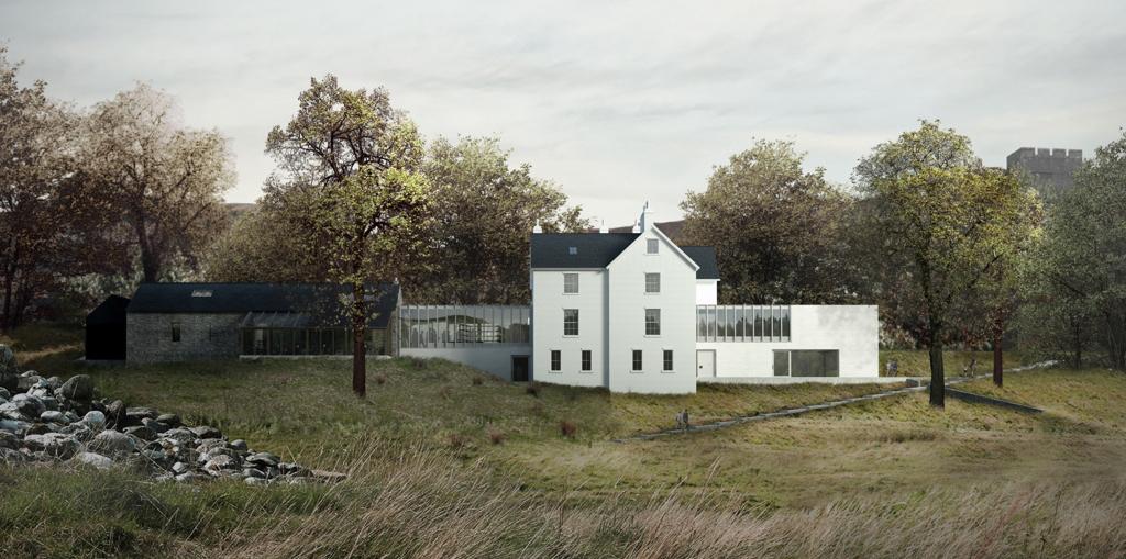 Site Start at Kilmartin Museum