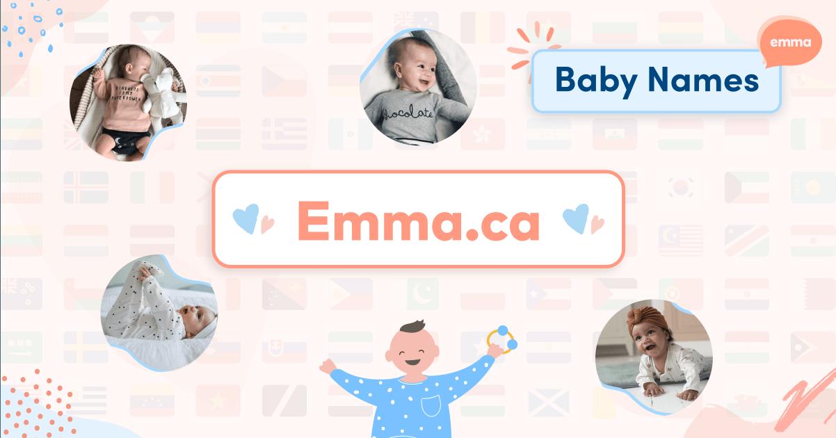Baby Boy Names | Syllable - 3 Syllables | Emma