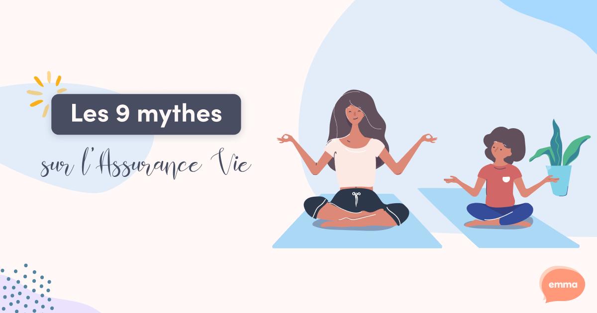Découvrez les 9 mythes de l'assurance vie 🕵️♀️
