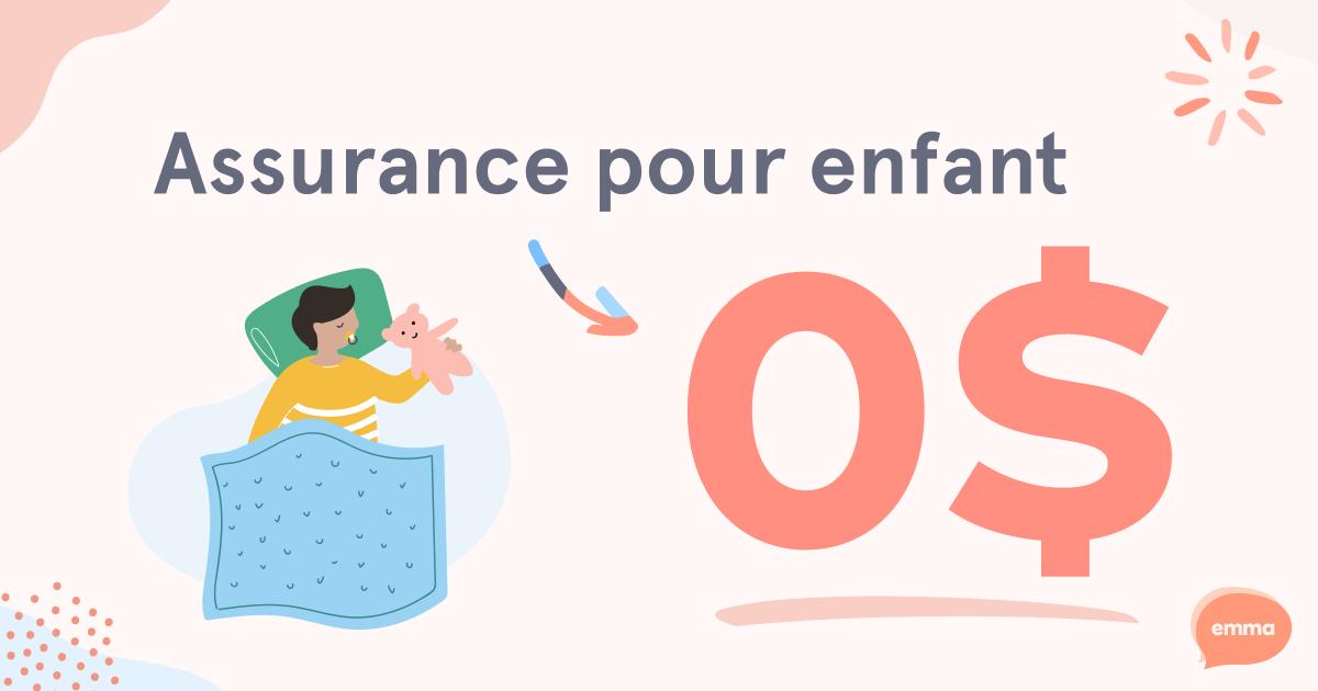 Assurance Vie Gratuite Enfant 👶