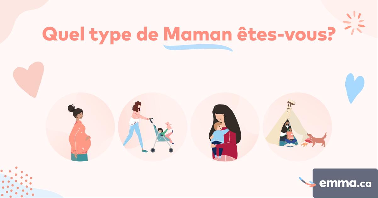 Questionnaire Maman 👩�👧�👦