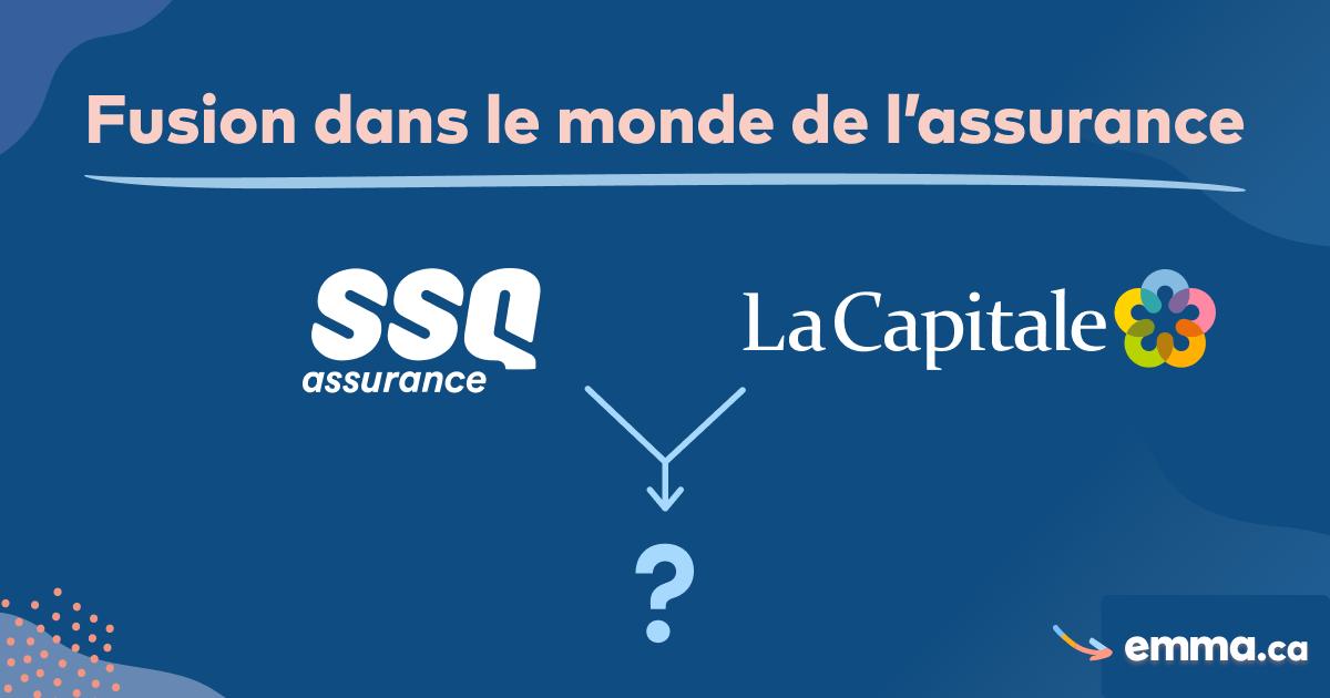 Fusion entre La Capitale et SSQ Assurance