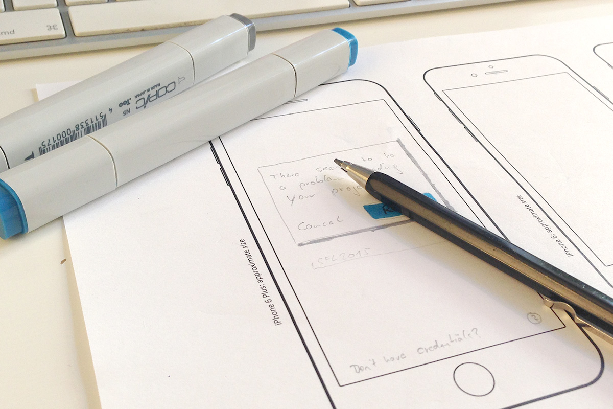 Wireframes help the design team to ­understand and explore how the different parts of software work together. They ­connect the conceptual structure, functions, or ­information architecture to the visual design.