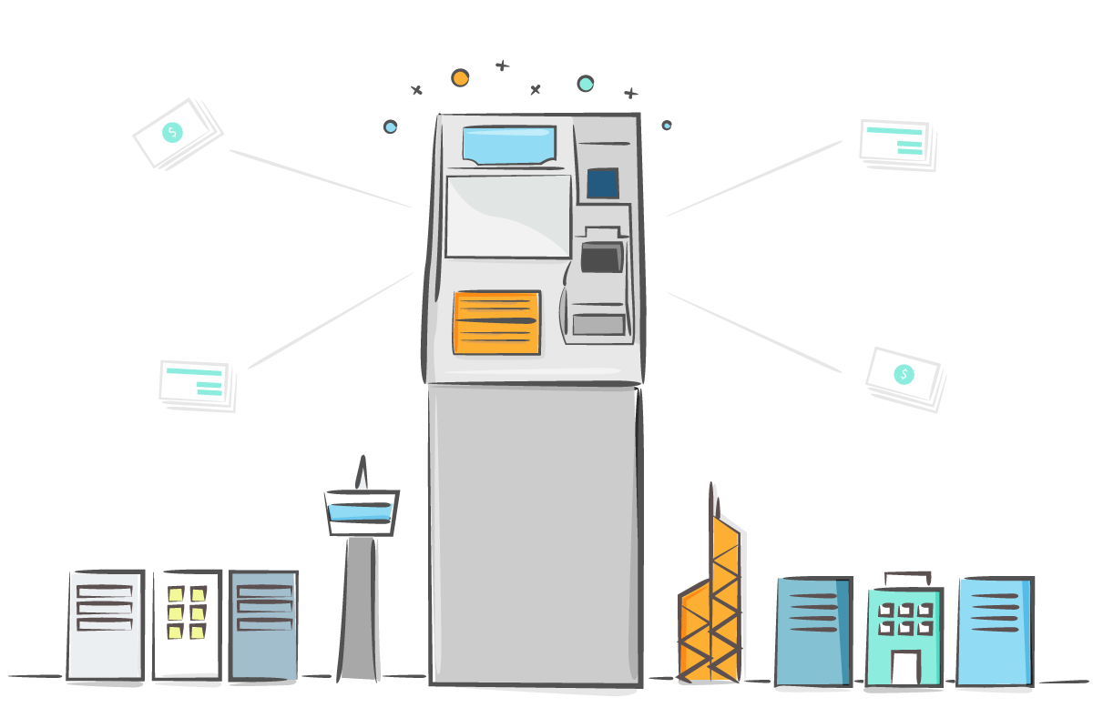 Intelligent Deposit for cash and cheques