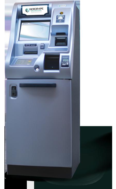 Rototype International Cheque Deposit Machine