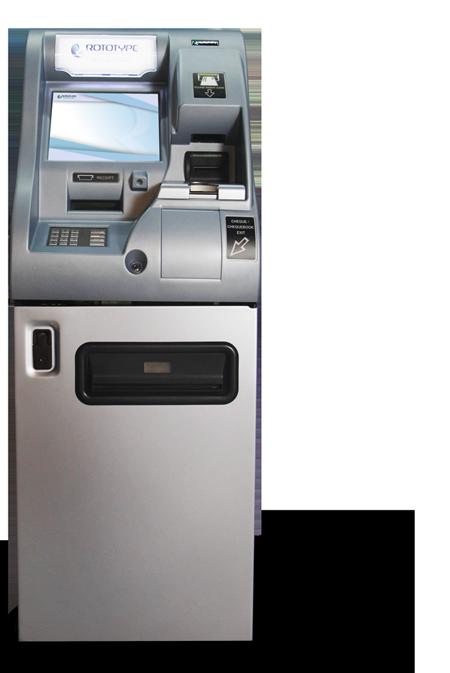 Cahsier's Cheque Dispenser machine CJD 8000/CC