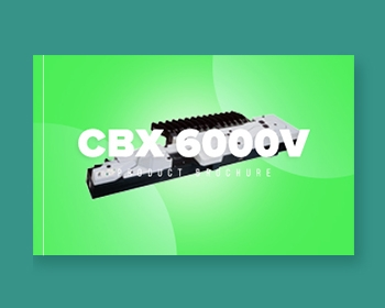 CBX 6000V brochure image