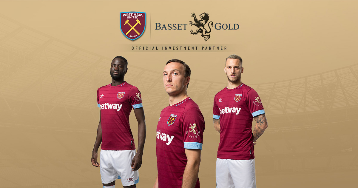 New Official Investment Partner of West Ham United