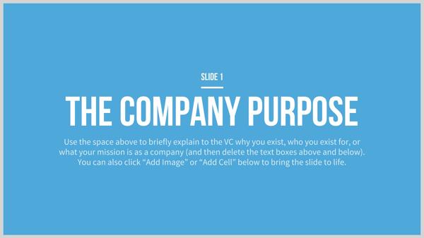 VC Pitch Deck - Company Purpose - Beautiful.AI