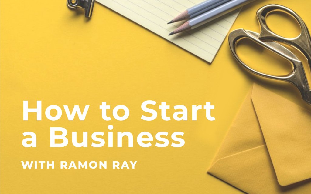 The Five Essentials: How to Start a Business