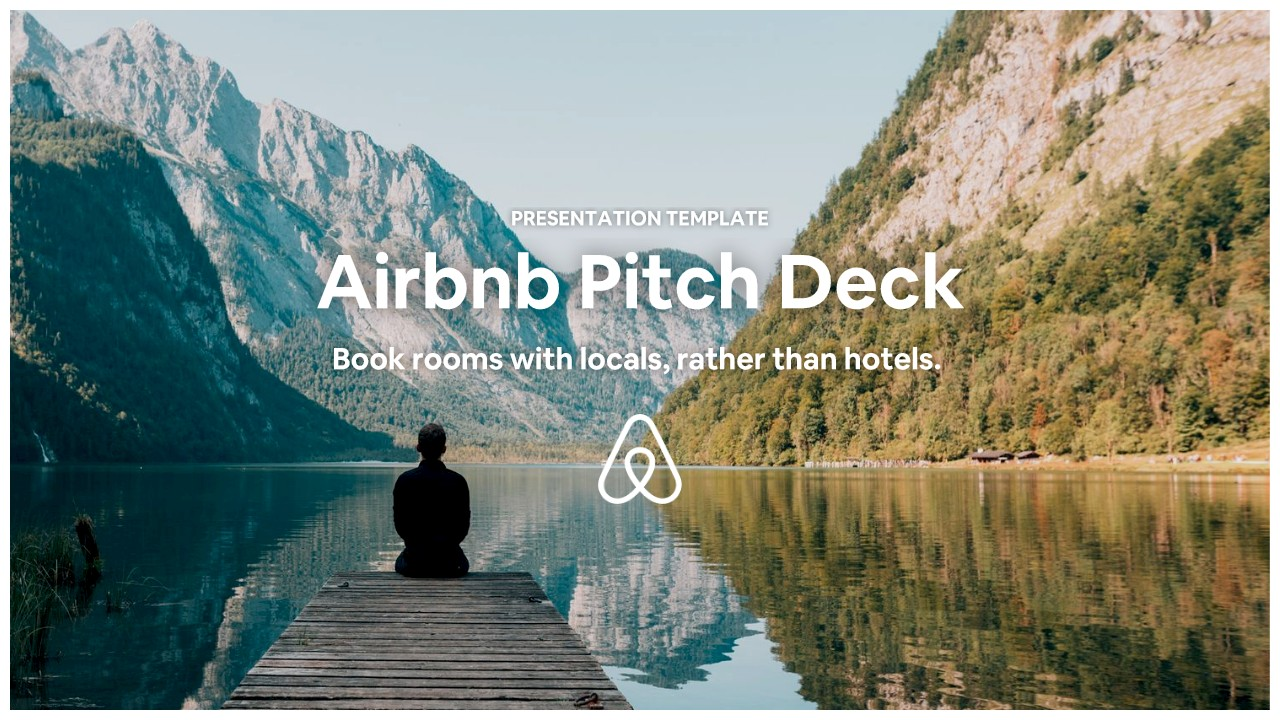 Free Airbnb Pitch Deck Template
