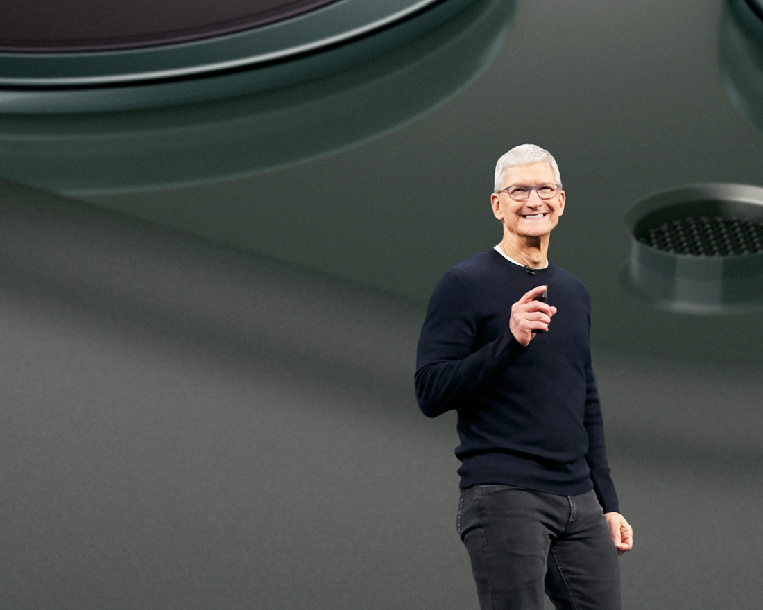 Tim Cook-Inspired Presentation Tips (and Missteps) from the 2019 Apple Event